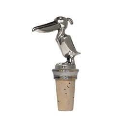 Wine Cork Pelican