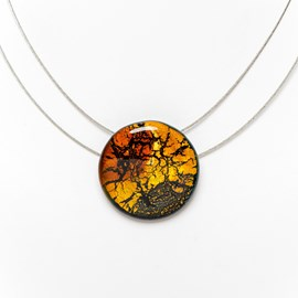 Necklace Midnight Moon Gold