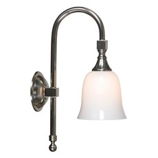 Bathroom Lamp Classic Bow with Cube Bell