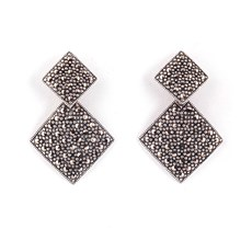 Earrings Carré