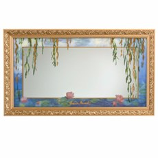 Mirror Monet | Water Lily's