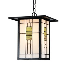 Tiffany Pendant Light Frank Lloyd Wright
