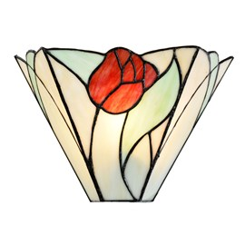 Tiffany Wall Lamp Tulip