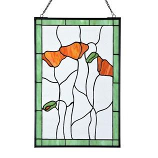 voorbeeld van een van onze Window Decorations