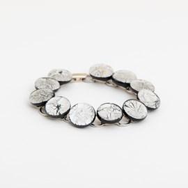 Bracelet Midnight Moon Silver