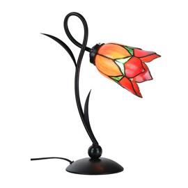 Tiffany Table Lamp Lovely Flower