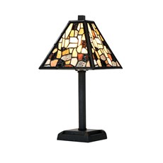 Tiffany small Table Lamp Fallingwater