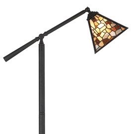 Tiffany Reading/Floor Lamp Fallingwater