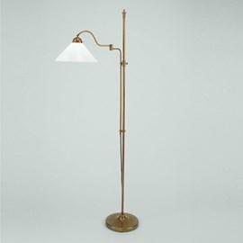 Floor Lamp / Reading Lamp with Hinge Classy