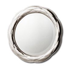 Silver Tin Mirror Neverending