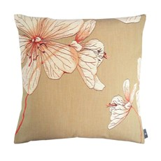 Cushion Geranium Red