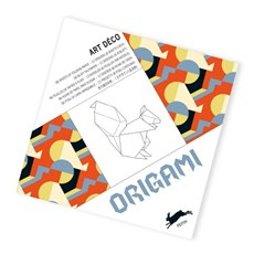 Origami Book | Art Deco