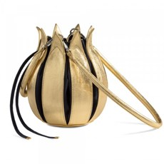 Handbag Tulip Gold