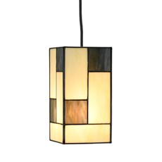 Tiffany Pendant Light Mondrian