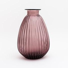 Vase Medium Balloon Plum