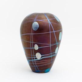 Art Nouveau Vase Marbré
