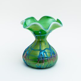 Art Nouveau Vase Fontana