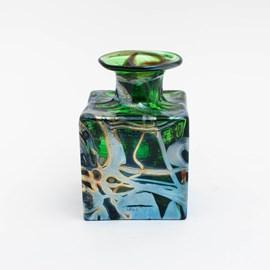 Art Nouveau Vase Tangle Small Green