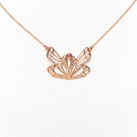 Necklace Toermalinde