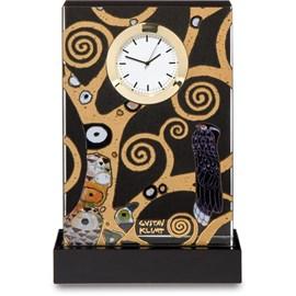 Table Clock The Tree of Life - Dark