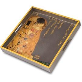 Tray The Kiss | Klimt