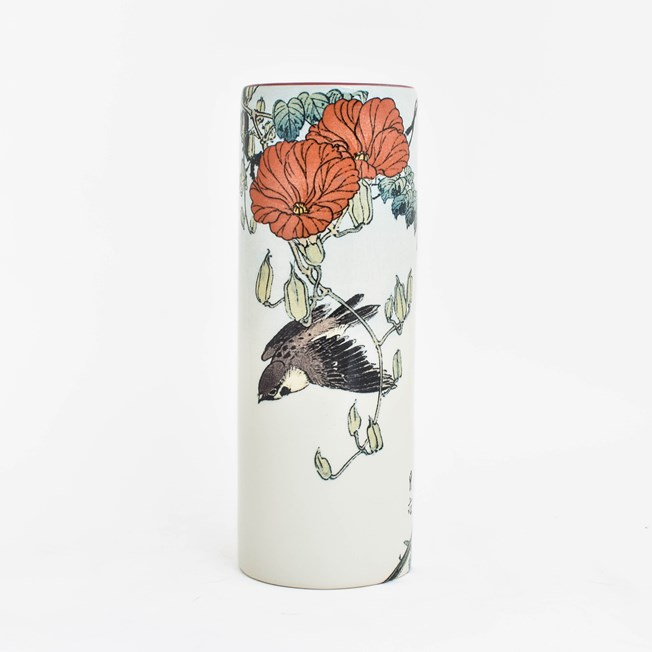 Vase Gesso Sparrow