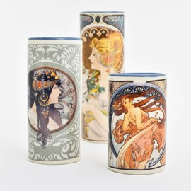 Tea Lights Mucha