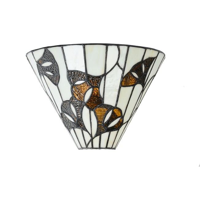 Tiffany Wall Lamp Ginkgo Leaf