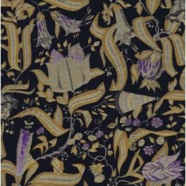 Furniture Fabric Leaves