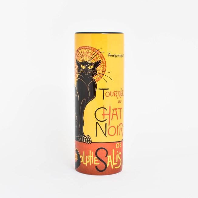 Vase Le Chat Noir