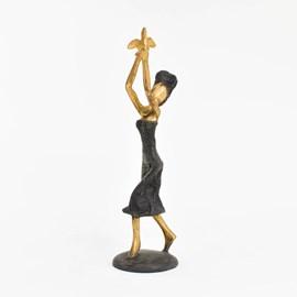 Bronze Sculpture / Golden Bird