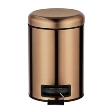 36/5000 Pedal bin copper metallic | 3 liters