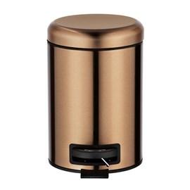 36/5000 Pedal bin copper metallic | 3 liters