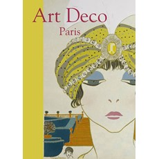 Book Art Deco Paris