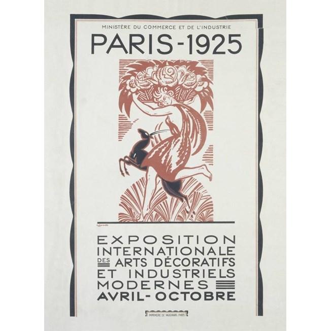 Book Art Deco Paris