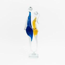 Glass Sculpture Lovers