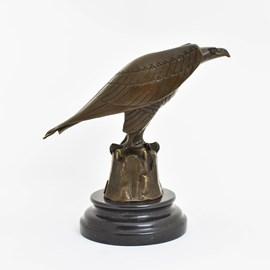 Bronze sculpture Eagle