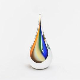 Glass drop Opal