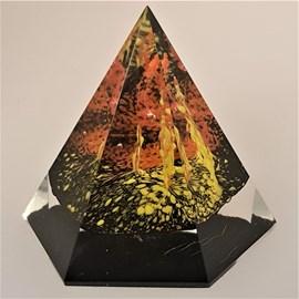 Paperweight Koson Piramide