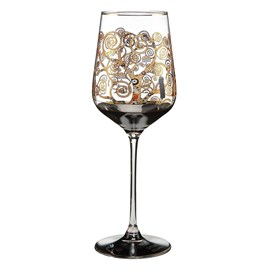 Wine glass The Tree of Life