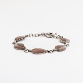 Bracelet Pearl Leaf