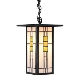 Tiffany Pendant Light So long Frank Lloyd Wright