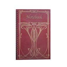 Notebook Jugendstil