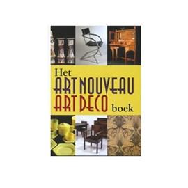 The Art Nouveau and Art Deco Book