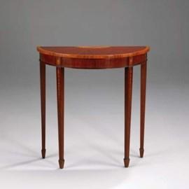 Pier Table Lyrical