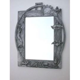 Art Nouveau Mirror Charisma