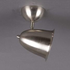 Ceiling Spotlight Tumbler Matte Nickel