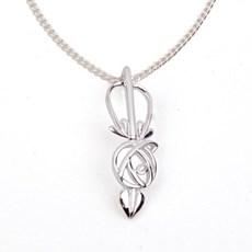 Necklace Mackintosh Rose