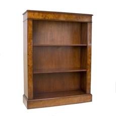 Bookcase Burl