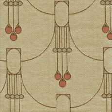 Furniture/Curtain Fabric Stylised Teardrop